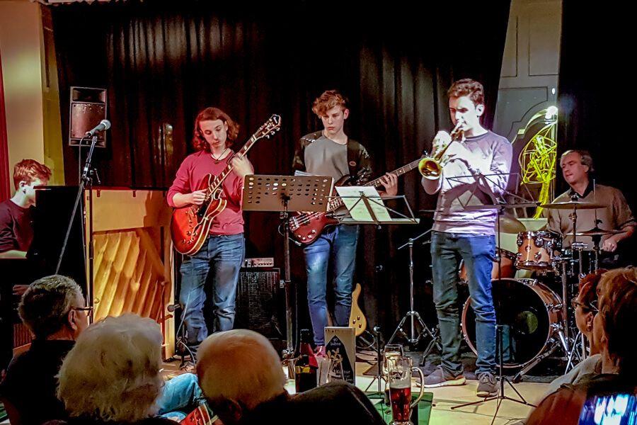 Jam Session Im Thalhaus Elly Heuss Schule Wiesbaden